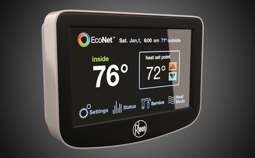 Rheem's traveling high efficiency air and water road show